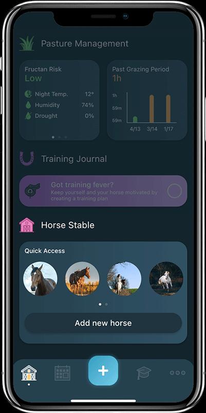 Pferdeverwaltung, Stallmanagement, Digitale Pferdeverwaltung